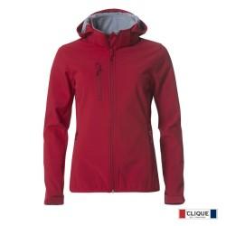 Basic Hoody Softshell Ladies 020917-35