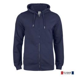 Sudadera Clique Premium OC Hoody Full Zip 021004-580