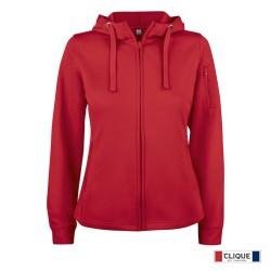Sudadera Clique Basic Active Hoody Full Zip Ladies 021015-35