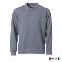 Basic Polo Sweater 021032-95