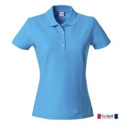 Basic Polo Ladies 028231-54