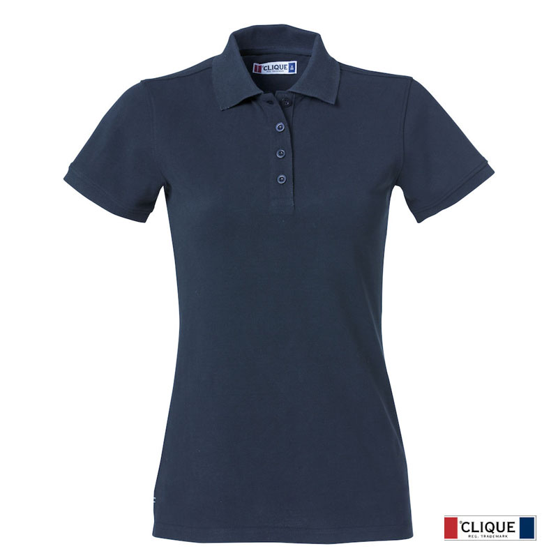 Polo Clique Heavy Premium Ladies 028261-580