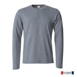 Camiseta Clique Basic-T LS 029033-95