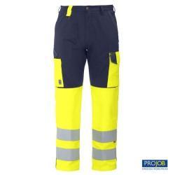 Pantalón Alta visibilidad Projob 646501-10