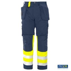 Pantalón alta visibilidad Projob 646502-10