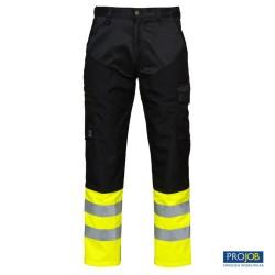 Pantalón alta visibilidad Projob 646507-11