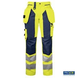 Pantalón mujer alta visibilidad Projob 646519-10