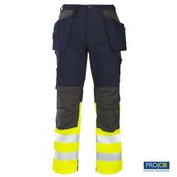 Pantalón alta visibilidad Projob 646522-10