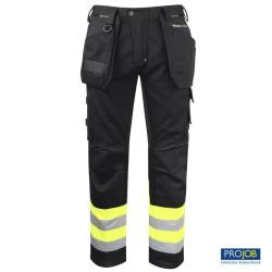 Pantalón alta visibilidad Projob 646524-11