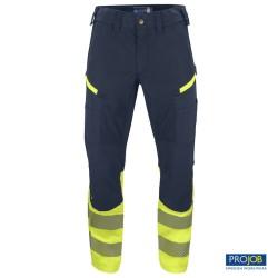 Pantalón de Servicio Stretch AV Projob 646528-10