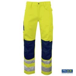 Pantalón alta visibilidad Projob 646532-10