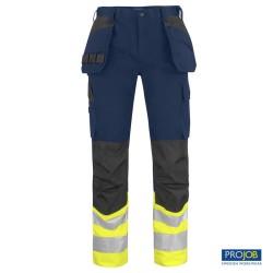 Pantalón alta visibilidad Projob 646534-10
