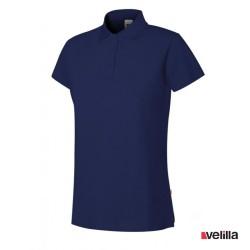 Polo stretch mujer Velilla Ref. 105509S - Marino