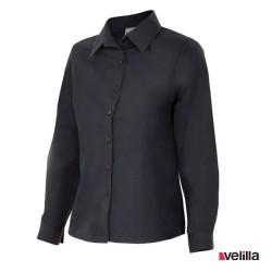 Camisa manga larga mujer Velilla Ref. 539 - Negro